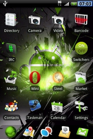 rooted android apps