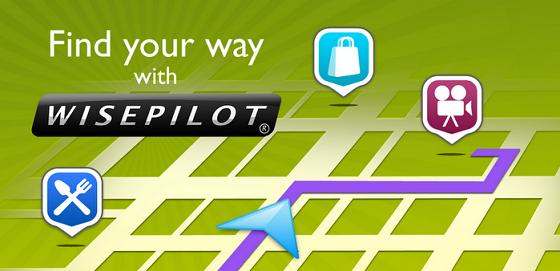 Wisepilot Android GPS