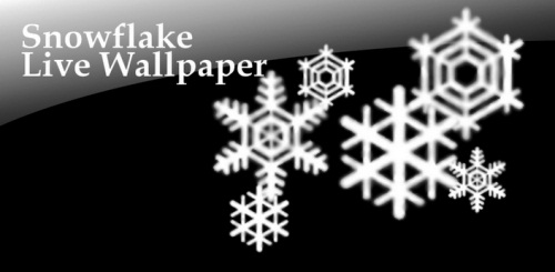 snowflakes_live_wallpaper